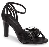 Jeffrey Campbell Women's Rashida Knotted Strappy Sandal
