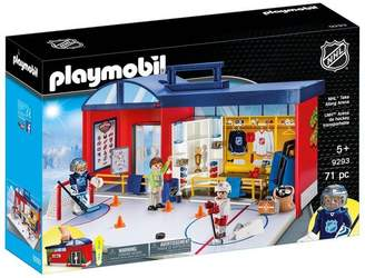 Playmobil Hockey Playset NHL Take-Along Arena