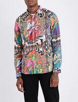 Paul Smith Mens Rainbow Iconic Shirt