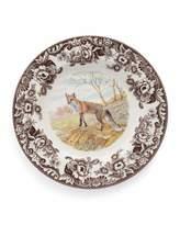 Spode Woodland Fox Dinner Plates, Set of 4