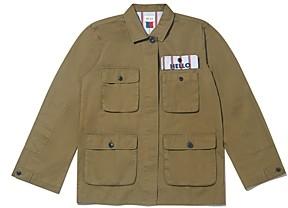 Kule The Maverick Army Jacket