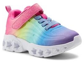 Athletic Works Light up Athletic Sneaker (Toddler Girls)