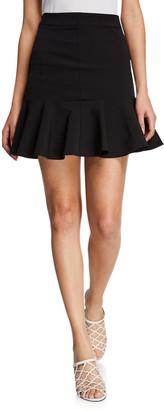Veronica Beard Francesca Scuba Skirt