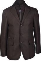 Corneliani Herringbone Coat