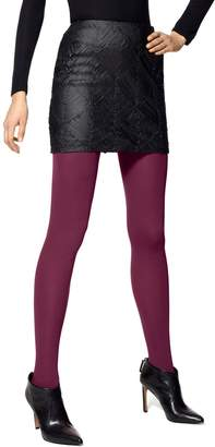 Hue Super Opaque Tights with Control Top