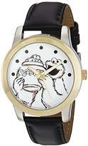 EWatchFactory 'Sesame Street' Quartz Metal Casual Watch
