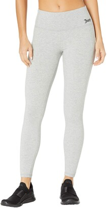 Juicy Couture Women's Essential High Waisted Cotton Legging