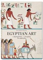 Taschen Egyptian Art Hardcover Book