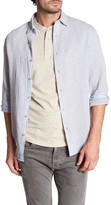 Report Collection Textured Dobby Shirt