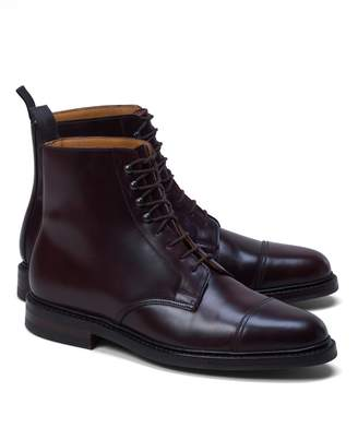 Brooks Brothers Peal & Co. Cordovan Boots