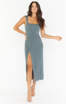 Show Me Your Mumu Eden Midi Dress