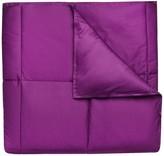 Lacoste Down Comforter Set - Plum