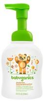 BabyGanics Alcohol-Free Foaming Hand Sanitizer, Mandarin - 8.45oz Pump Bottle
