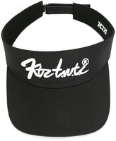 Kokon To Zai embroidered logo visor - unisex - Nylon - One Size