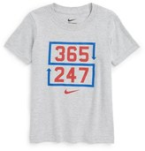 Nike 365 24/7 Graphic T-Shirt (Toddler Boys & Little Boys)