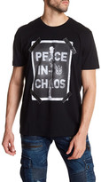 Cult of Individuality Peace in Chaos Crew Neck Tee