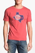Red Jacket Men's 'Texas Rangers' T-Shirt