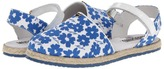Moschino 25294 (Little Kid/Big Kid) (Blue) - Footwear