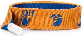 Off-White Logo-Print Shoelaces