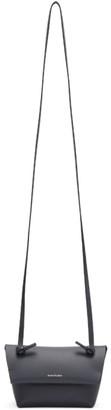 Acne Studios Navy Mini Purse Bag