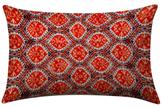 Found Object Ornate Lumbar Pillow