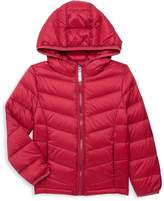 Pippa Core Life Little Girl's & Girl's Packable Down-Filled Puffer Coat