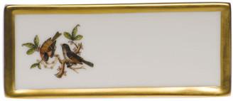 Herend Rothschild Bird Place Card Holder - Motif 12