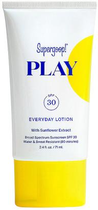 Supergoop! PLAY Everyday Lotion SPF 30 2.4 oz