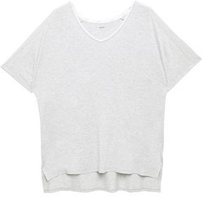 DKNY Core Essentials Stretch-jersey Pajama Top