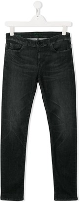 Dondup Kids Straight-Fit Jeans