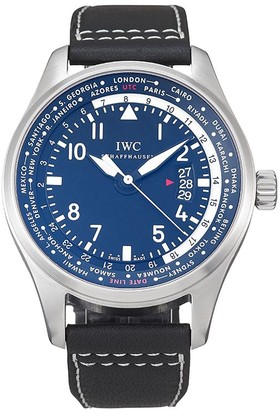 IWC SCHAFFHAUSEN 2013 pre-owned Pilot's Watch 45mm
