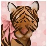 Oopsy Daisy Fine Art For Kids Ava the Tigress Canvas Wall Art