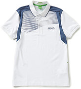 HUGO BOSS BOSS Green Paddy Pro Stretch Short-Sleeve Polo Shirt