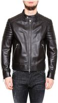 Christian Dior Leather Biker Jacket