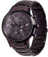 Jorg Gray Men's Quartz Watch with Grey Dial Chronograph Display and Grey Stainless Steel Bracelet JGS3590