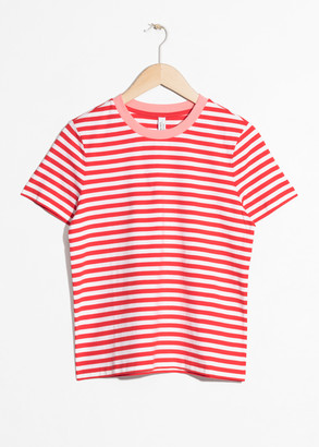 And other stories Striped T-Shirt
