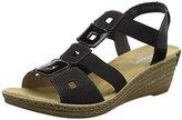 Rieker Women 62488 Wedge Heel Sandals,41 EU