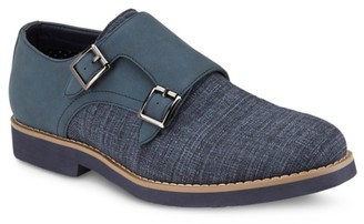 X-Ray Xray Donnegal Monk Strap Slip-On