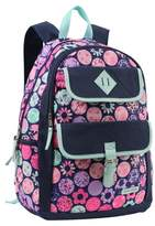 "Laura Ashley 17"" Backpack- Dorsey Dots"