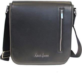 Robert Graham Lobo Leather Messenger Bag