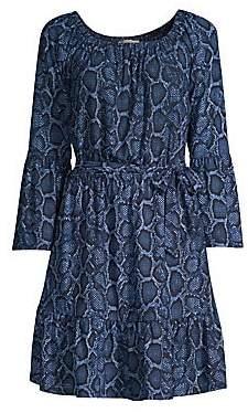 d3774604c9 MICHAEL Michael Kors Blue Dresses - ShopStyle