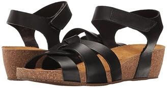 Eric Michael Millie (Black) Women's Shoes