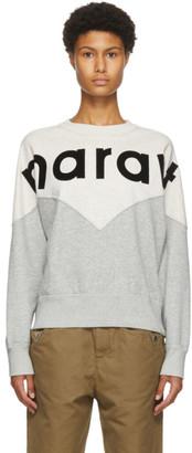 Etoile Isabel Marant Grey Houston Sweatshirt