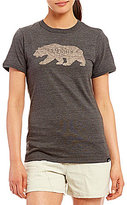 The North Face Short Sleeve Natural World Ringer Tee