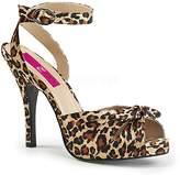 Pleaser USA Women's Eve01/Ctsa Platform Dress Sandal