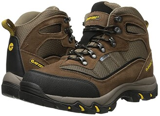 Hi-Tec Skamania Waterproof (Brown/Gold) Men's Boots