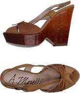 Andrea Morelli Sandals - Item 11182749