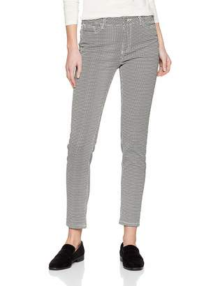 New Look Women's Dogtooth Skinny 6101234 Jeans