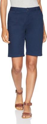 "Amazon Essentials Women's 10"" Inseam Bermuda Short Bermuda Shorts"