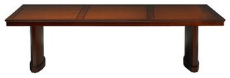 Ungar Conference Table Symple Stuff Finish: Bourbon Cherry, Size: 8' L